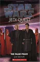 Star Wars - 075 - Jedi Quest 09 - The False Peace - Jude Watson.epub