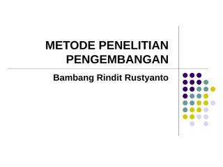 metode penelitian pengembangan.pptx