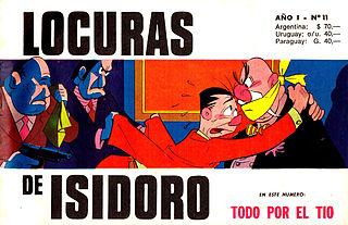 Isidoro N°011 - Todo por el Tio.cbr