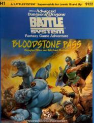 AD&D - Forgotten Realms - Adventure - Bloodstone Pass.pdf