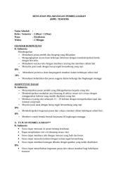 RPP Tematik Berkarakter SD Kelas 2 Kesehatan [2].doc