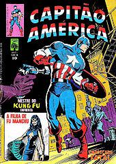 Capitão América - Abril # 010.cbr